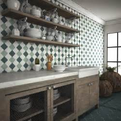 Kitchen Floor Tiling Ideas for a kitchen backsplash and a great tile idea for the wall source