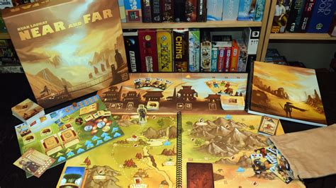 near and far the best in tabletop 2017 near and far and sundry