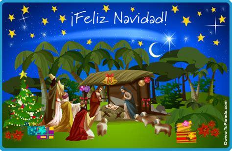 imagenes cristianas de navidad animadas tarjeta de pesebre tarjeta virtual de navidad postal