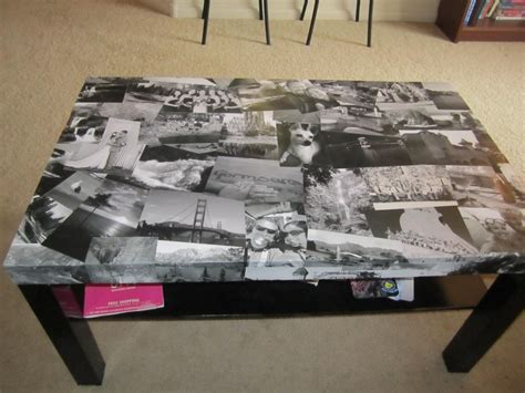 Decoupage Wood Table - best 25 decoupage coffee table ideas on diy