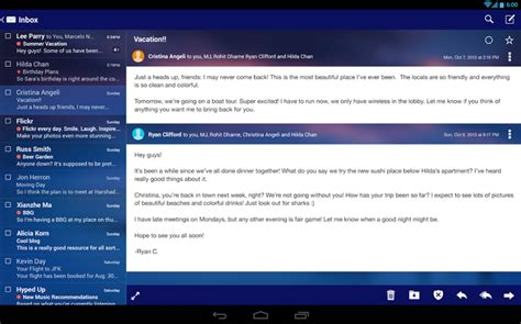 android mail yahoo mail for android