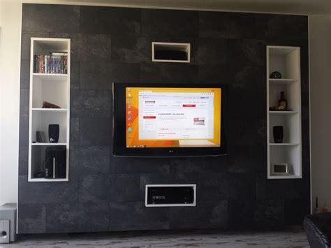 wohnzimmer tv und hifi möbel tv wand selber bauen ideen mxpweb