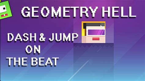 geometry dash voll version kostenlos herunterladen youtube geometry hell dash and jump on the beat f 252 r android