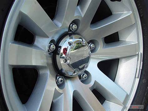Suzuki Vitara Wheel Size Image 2005 Suzuki Grand Vitara 4 Door Auto 4wd Ex Wheel