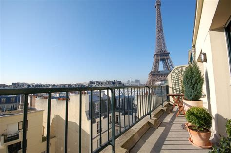 paris apartments rentals with eiffel tower views paris apartment rental superb eiffel tower view