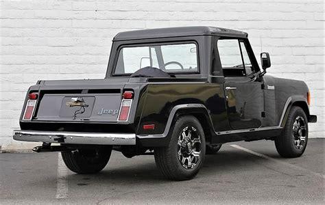 jeep commando custom black on black jeep commando custom 4x4