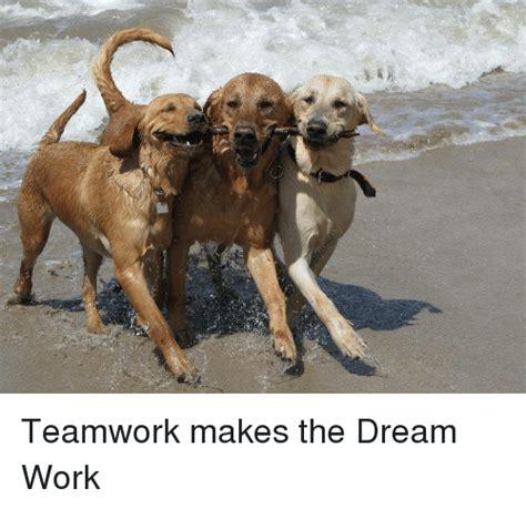 Teamwork Makes The Dreamwork Meme - teamwork makes the dreamwork meme www pixshark com