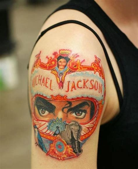 dangerous designs tattoo michael jackson quot dangerous quot amazing