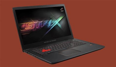 Laptop Asus Rog Gl702vm best gaming laptop 2017 top 7 nvidia 1050 ti 1060 1070 and 1080 gaming notebooks