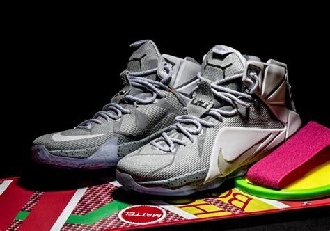 lebron sneakers 12 nike lebron 12 mag custom sneaker bar detroit