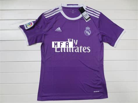 les maillots de foot du real madrid 2017 maillots foot actu