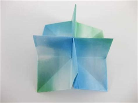 Origami Box Divider - origami box with divider folding how to