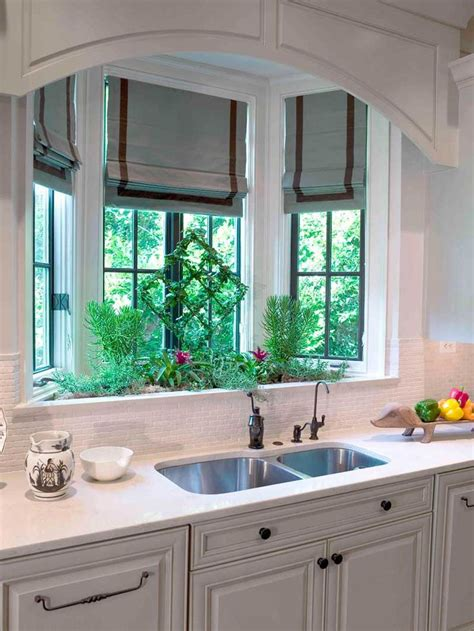 Impressive Above Kitchen Window Decor Best 25 Kitchen Window Curtains Ideas On Impressive Bay Window Kitchen Sink Show Me You Kitchen Bay Windows Above Sink Innards