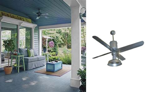 galvanized metal ceiling fan galvanized metal ceiling fans add industrial appearance