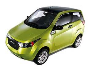 Electric Vehicles Mahindra India S Mahindra Reva Wants To Sell 30 000 Electric Cars A