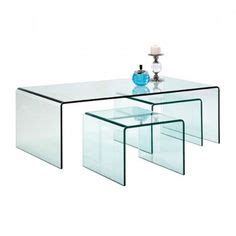 drie uitschuifbaar glazen salontafel interieur meubels van glas on pinterest adele