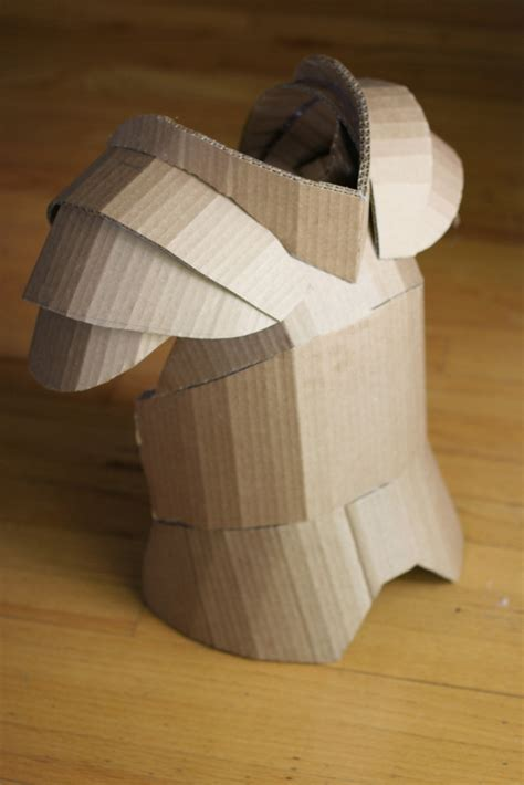 cardboard armor template the world s best photos of armor and cardboard flickr