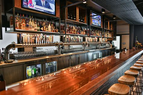 top this bar and grille gravity cms architectural products