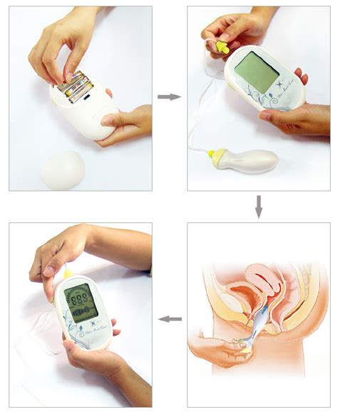 new biofeedback pelvic trainer kegel exerciser