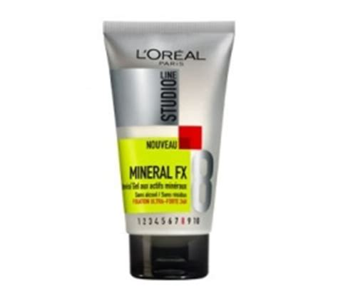 oreal paris studio line mineral fx creme gel hair styler price in invisi gel extra fixant studio line mineral fx l or 233 al