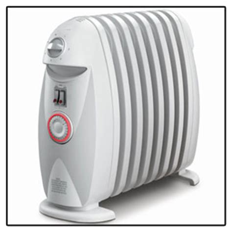 Small Heater For Bedroom by Delonghi Trn0812t Portable Filled Radiator
