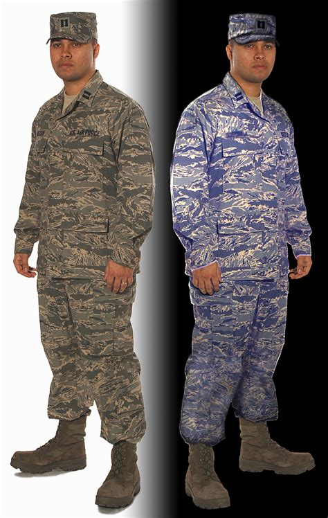 air force abu uniform how not to convert your airman battle uniforms into glow