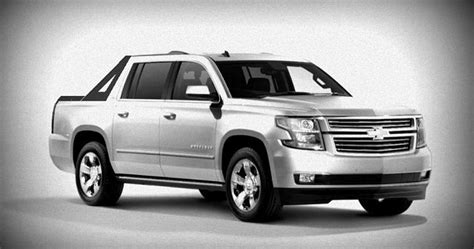 avalanche truck 2016 2016 chevrolet avalanche release date price specs engine