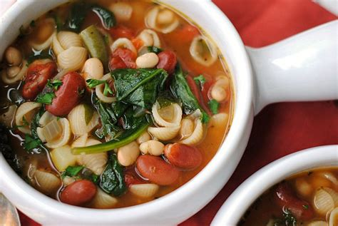 olive garden inspired minestrone soup eat yourself