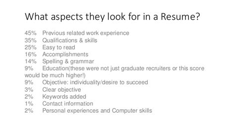 Building A Great Resume by How To Make A Resume