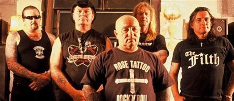 rose tattoo song list tickets concerts tour dates upcoming gigs