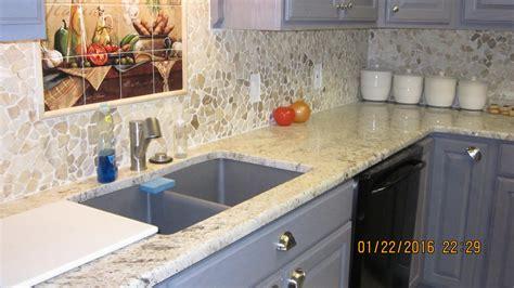 glass subway tile backsplash with glass mosaic inlay yelp glazed mixed quartz kitchen backsplash with inlay subway