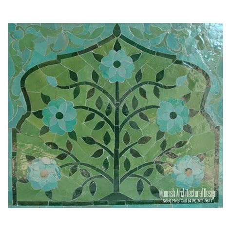 moroccan wall murals tile murals for bathroom mosaic tile murals moroccan tile