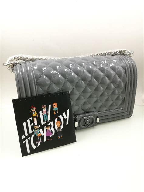 Podinn Toyboy Authentic Jelly Bag Hk jelly toyboy bag 100 original from end 2 18 2018 12 27 am