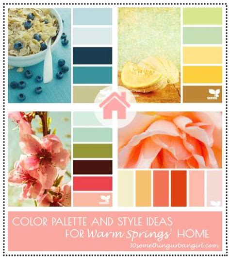 color palette ideas 1000 images about color analysis warm color