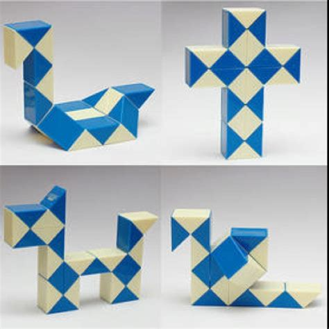 pattern for rubik s triangle 15 best snake puzzle shapes images on pinterest puzzle