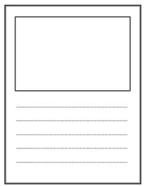 writing paper with picture space editable jigsaw templates sb3121 sparklebox