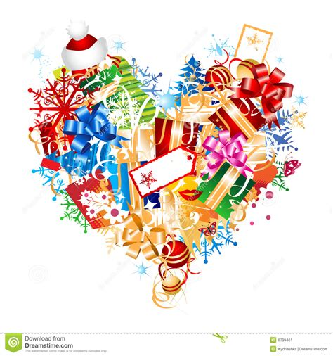 christmas gift idea design stock image image 6799461