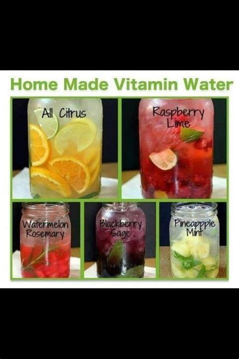 Watermelon Rosemary Detox Water by Drink More Water Citrus Water Raspberry Lime Water