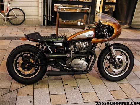 Motorrad Verkleidung Japan by Ducati Fairing Goodness On Yamaha Xs650 Cafe Racer