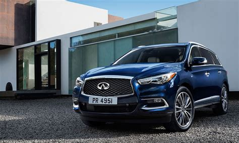 infiniti qx60 2012 2016 infiniti qx60 crossover gets refreshed focus daily news