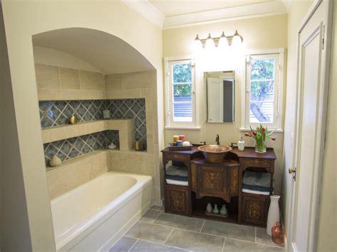team jonathan s bathroom with custom vanity after