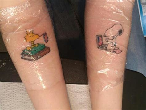 tattoo parlour woodstock 17 best images about snoopy tattoo on pinterest the