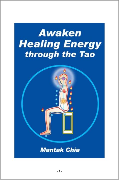 Awaken Healing Light Of The Tao Mantak Chia Bahasa Inggris mantak chia awaken healing energy throught the tao