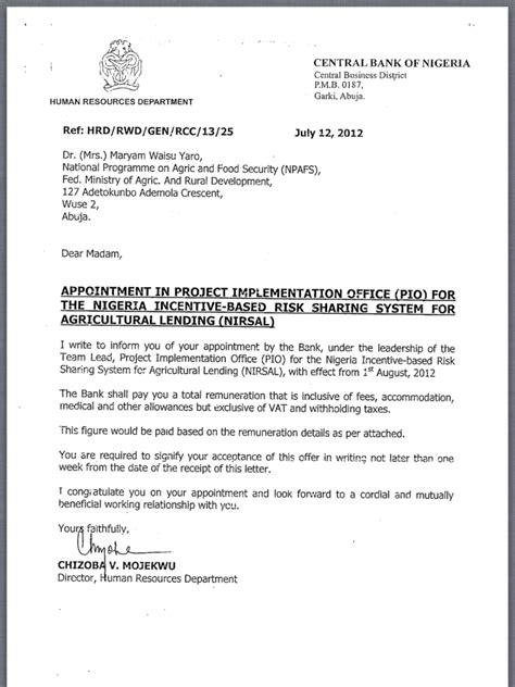 Official Letter Format Attention Ashmark Olakunle S Cbn Writes Premium Times On