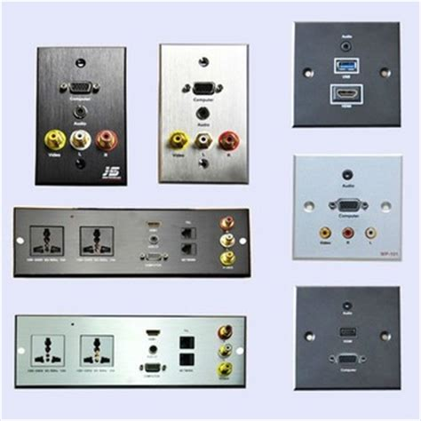 Faceplate Hdmi Rj45 By Subway hdmi vga faceplate hdmi wall plate buy hdmi wallplate