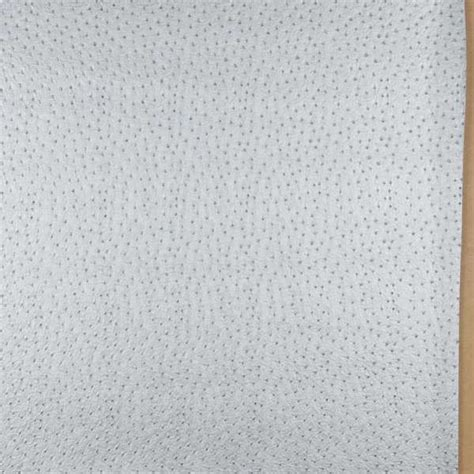 faux ostrich leather upholstery g019 silver emu ostrich faux leather upholstery vinyl