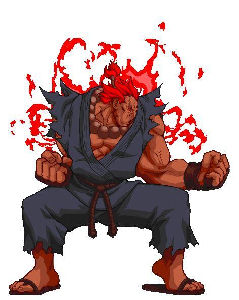 Fighter Akuma Black image akuma hdshoosh gif the fighter wiki fighter 4 fighter 2