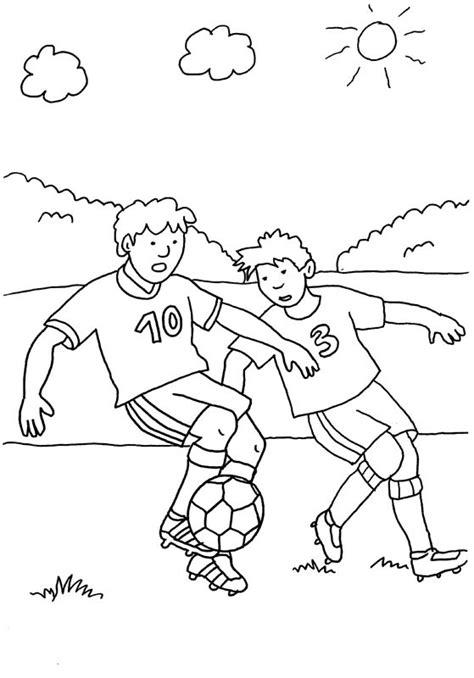 imagenes para pintar futbol partido de f 250 tbol dibujo para colorear e imprimir
