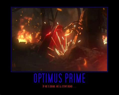 darkest hour question mark transformers prime darkest hour optimus dead by