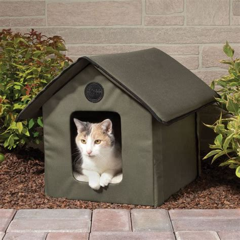 Best Cat House by 25 Best Ideas About Heated Outdoor Cat House On